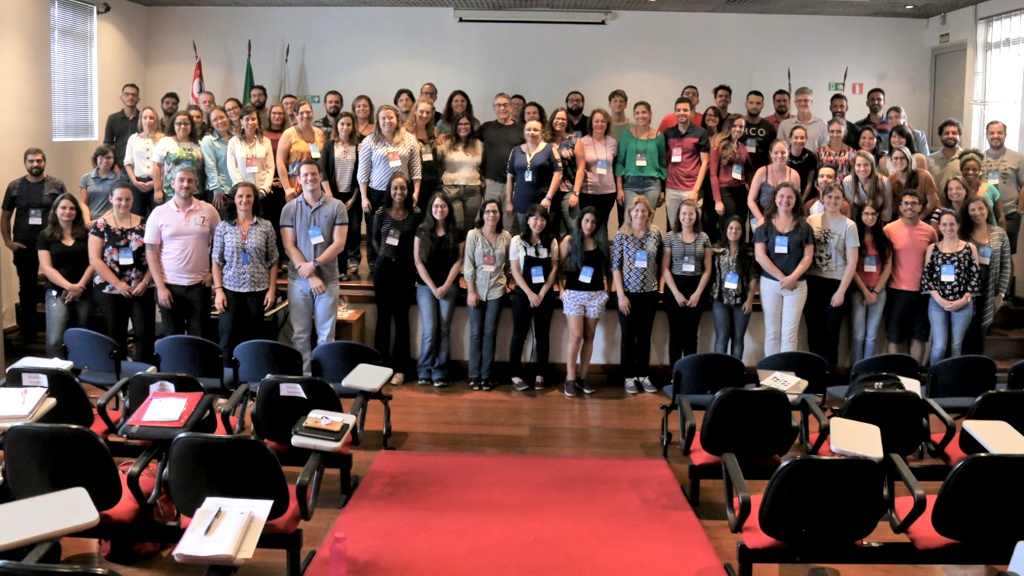 From gene to trait, a biotechnology pipeline course, gathered over 110 participants in Brazil